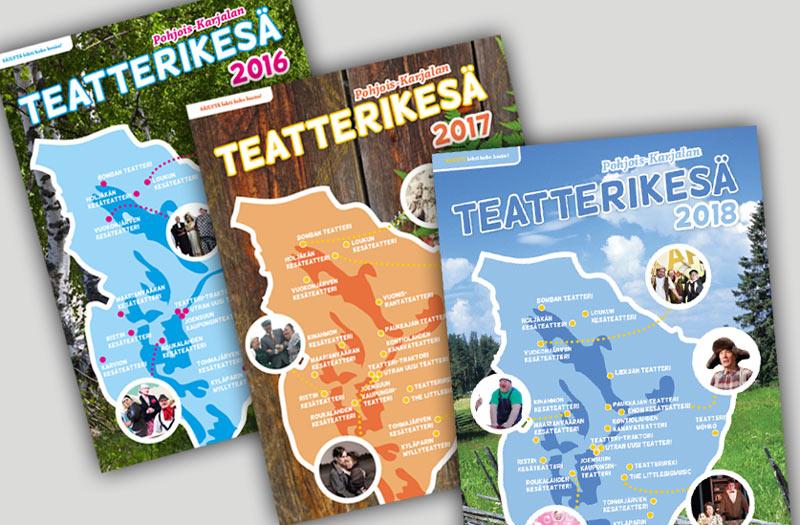 Pohjois-Karjalan teatterikesä