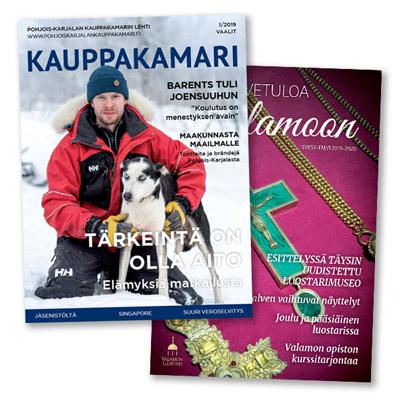 Lehdet ja julkaisut