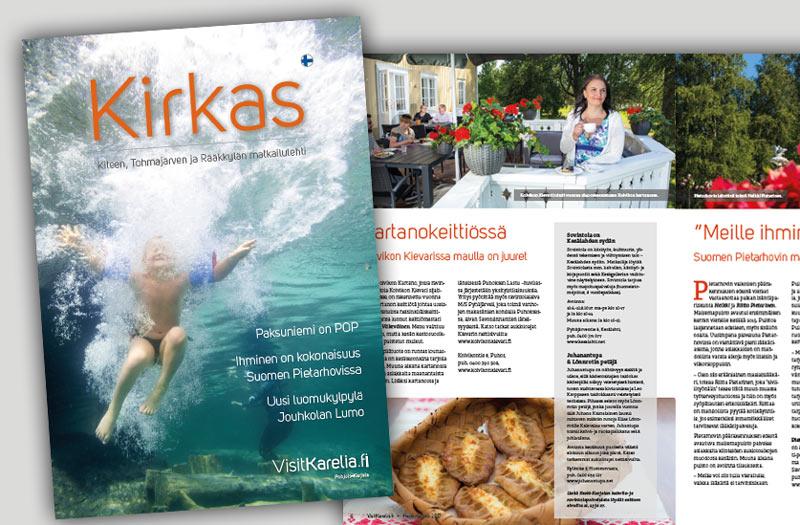 Keski-Karjalan matkailulehti